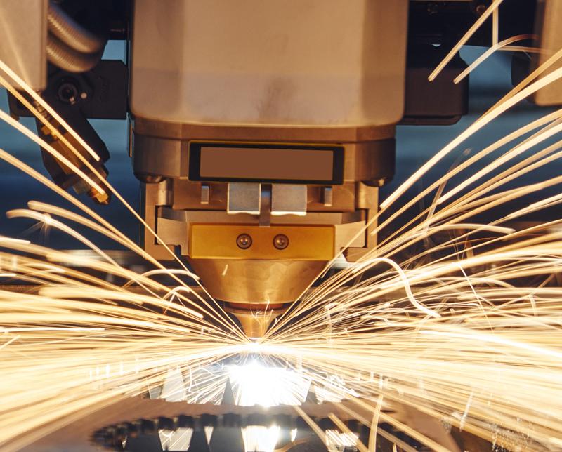 Laserowa obróbka blach i metali