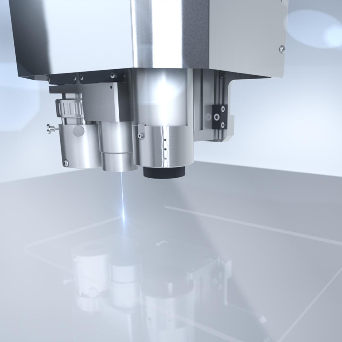 Laserowa obróbka szkła